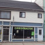 Store front for Flavin Clinic Chiropractor